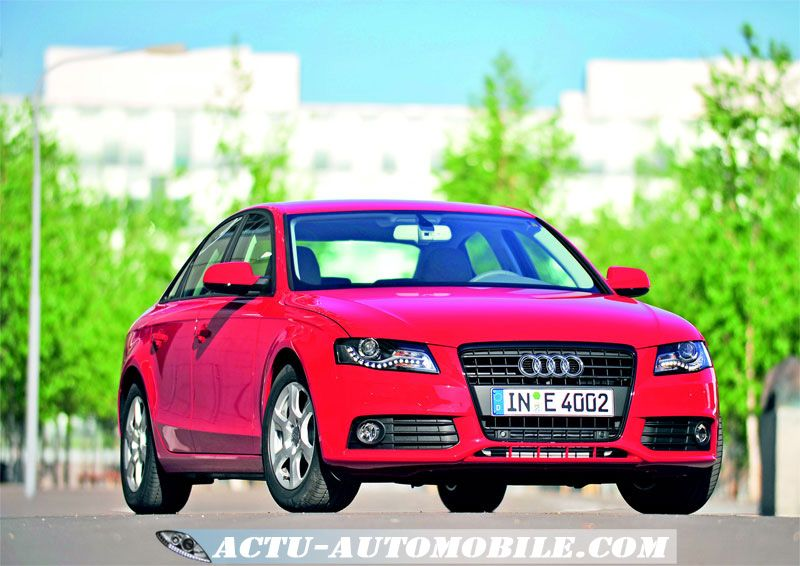 Audi A4 TDIe