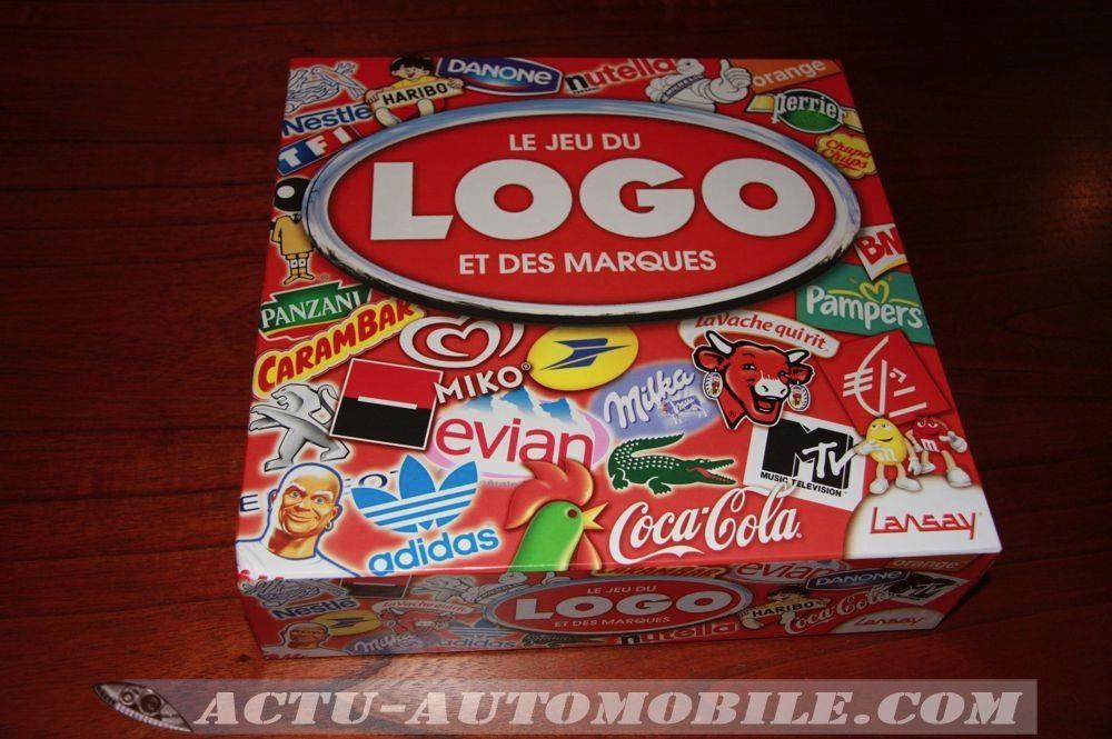 Jeu du logo et des marques