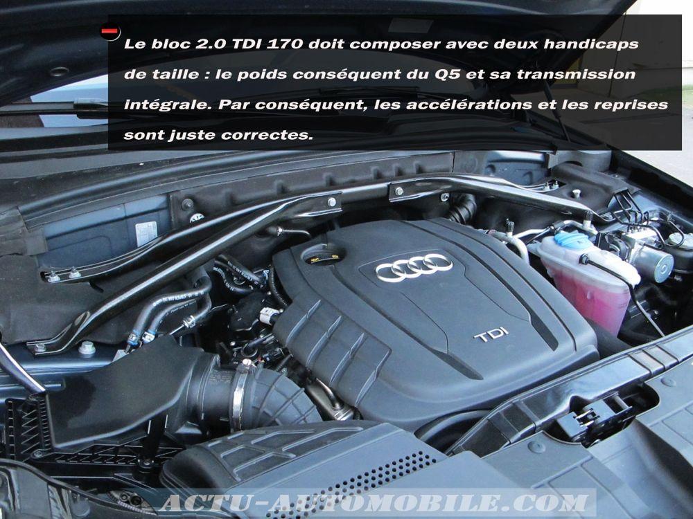 Audi Q5 2.0 TDI 170
