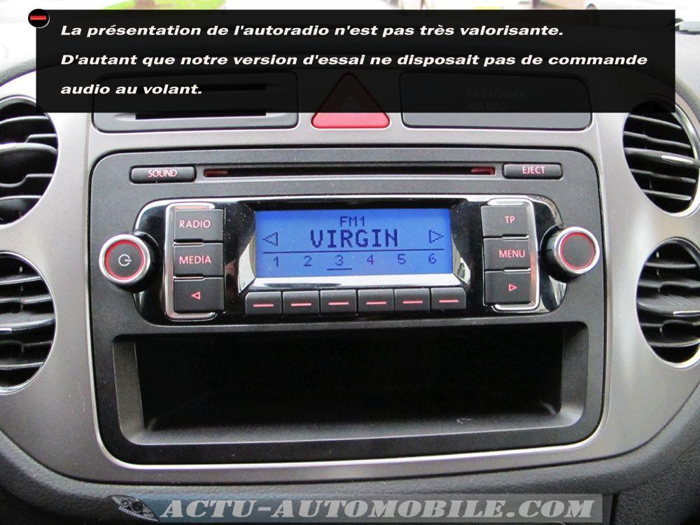 VW Tiguan TDI 110