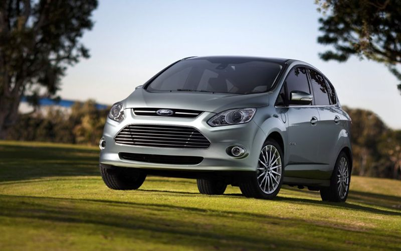 Ford C-Max hybride