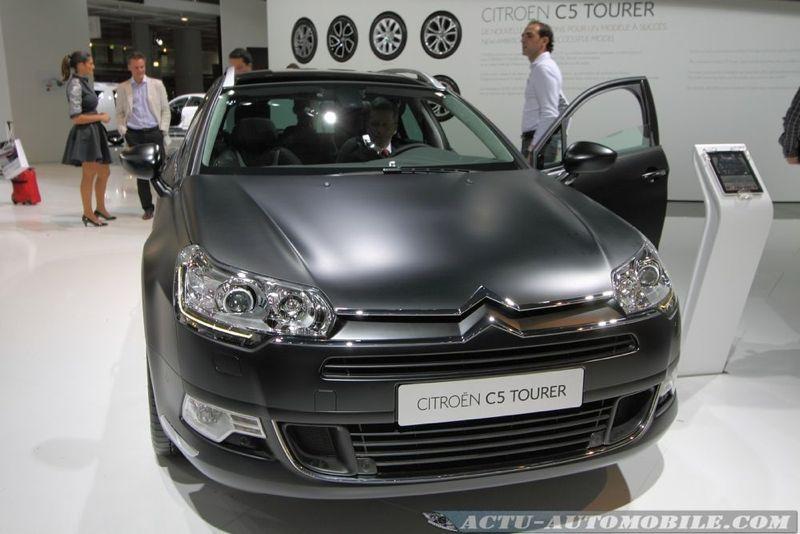 Citroën C5 série noire
