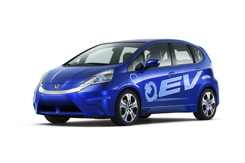 Honda Fit EV Concept