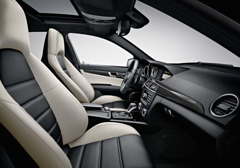 Mercedes Classe C AMG