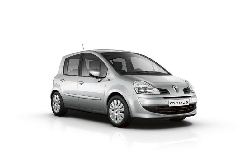 Renault Modus Yahoo !