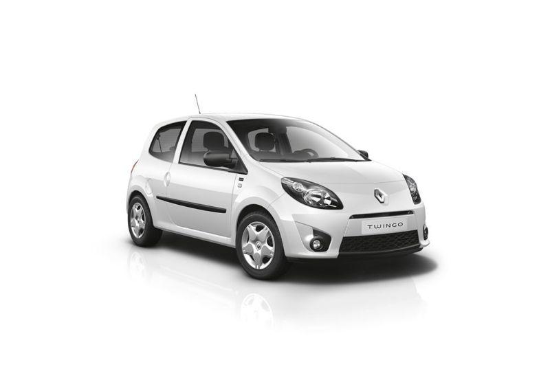 Renault Twingo Yahoo