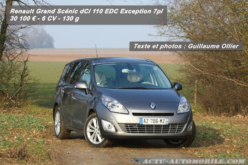 Essai Renault Grand Scénic