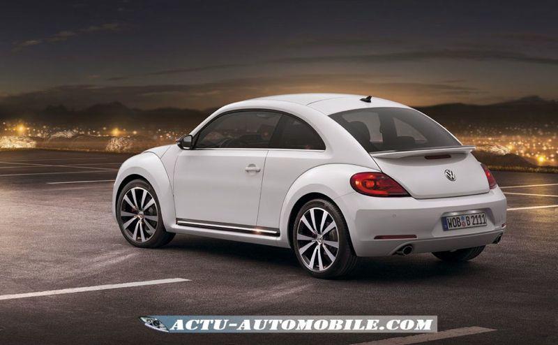 Nouvelle Beetle 2011