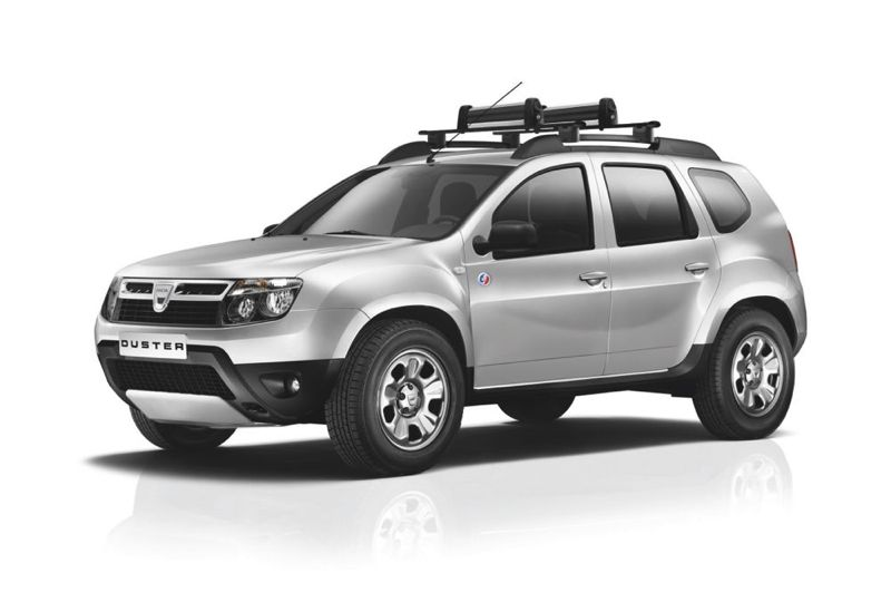 s rie limit e dacia duster ecole de ski fran ais actu automobile. Black Bedroom Furniture Sets. Home Design Ideas