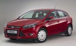 Ford Focus Econetic 2011
