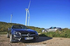 Mercedes SLK 200