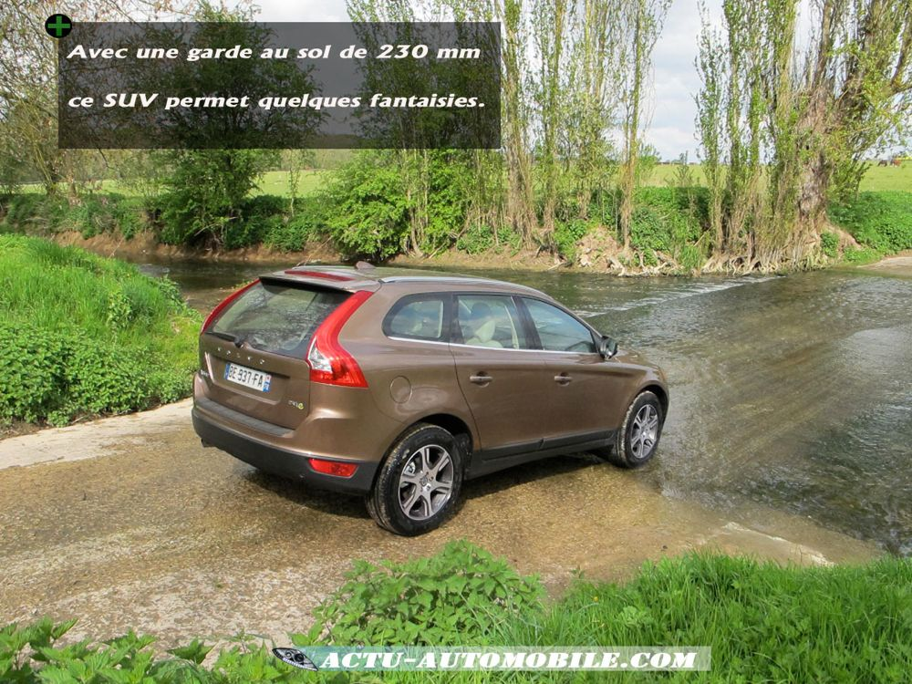 essai volvo xc60 drive budget conduire actu automobile. Black Bedroom Furniture Sets. Home Design Ideas