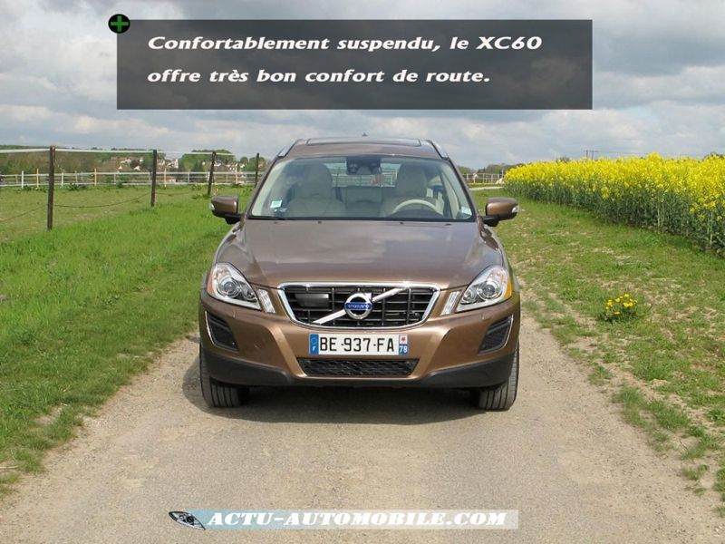 essai volvo xc60 drive budget conduire actu automobile actu automobile. Black Bedroom Furniture Sets. Home Design Ideas