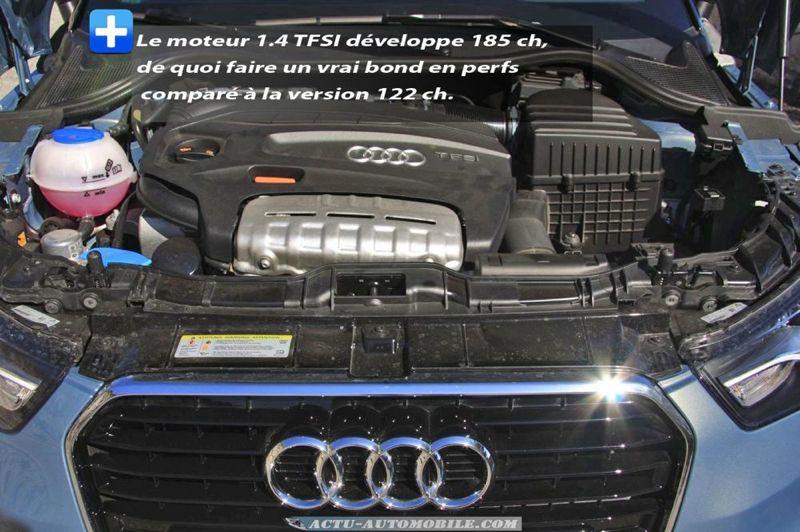 Audi A1 TFSI 185