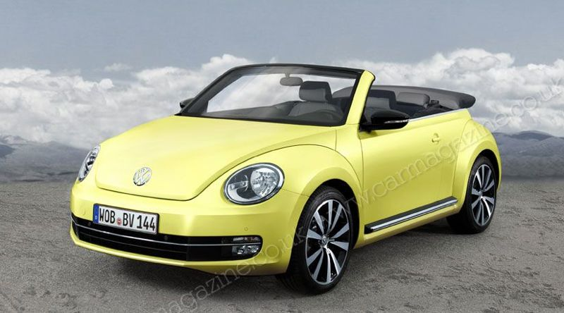 nouvelle volkswagen beetle cabriolet rendez vous en 2012 actu automobile. Black Bedroom Furniture Sets. Home Design Ideas