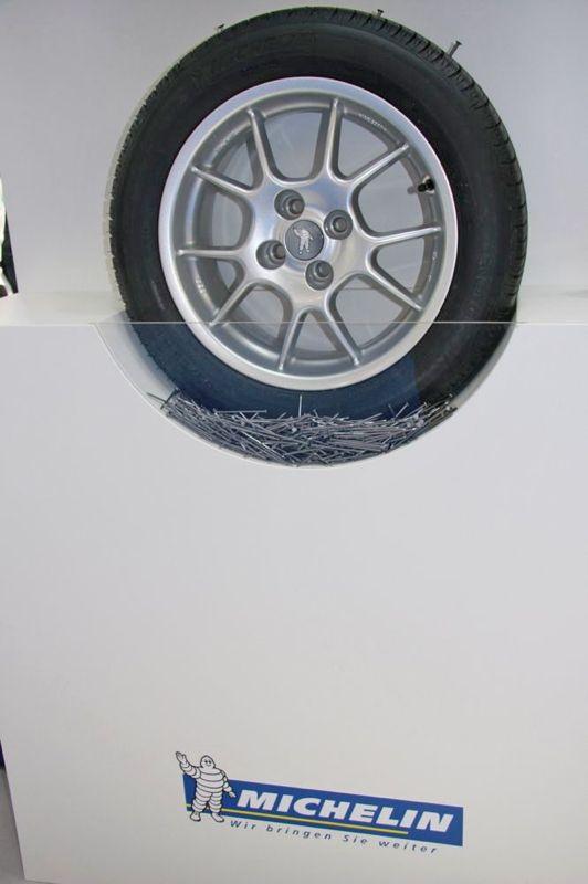 un pneu increvable vous en r viez michelin l 39 a fait actu automobile