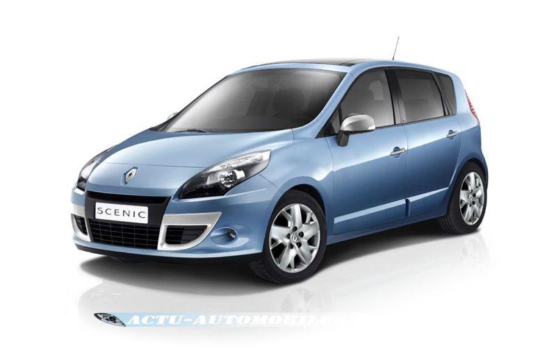 Renault Scénic et Grand Scénic 15th