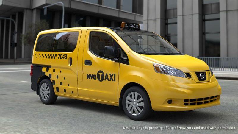 Taxi_NY_Nissan