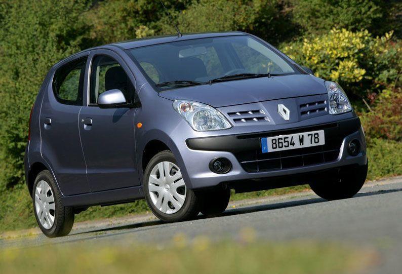 Citadine Renault en Inde