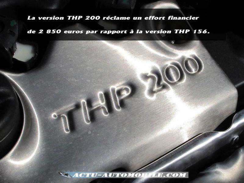 Peugeot 308 CC THP 200