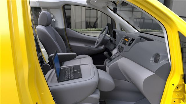 Taxi NY Nissan NV200