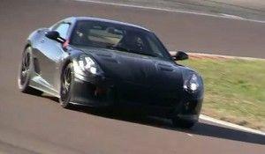 Nouveau modèle Ferrari pour 2012