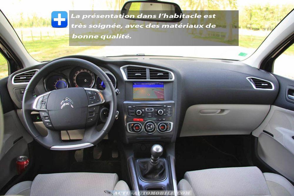 Nouvelle Citroën C4