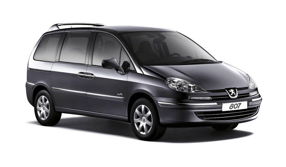 Peugeot 807 Family