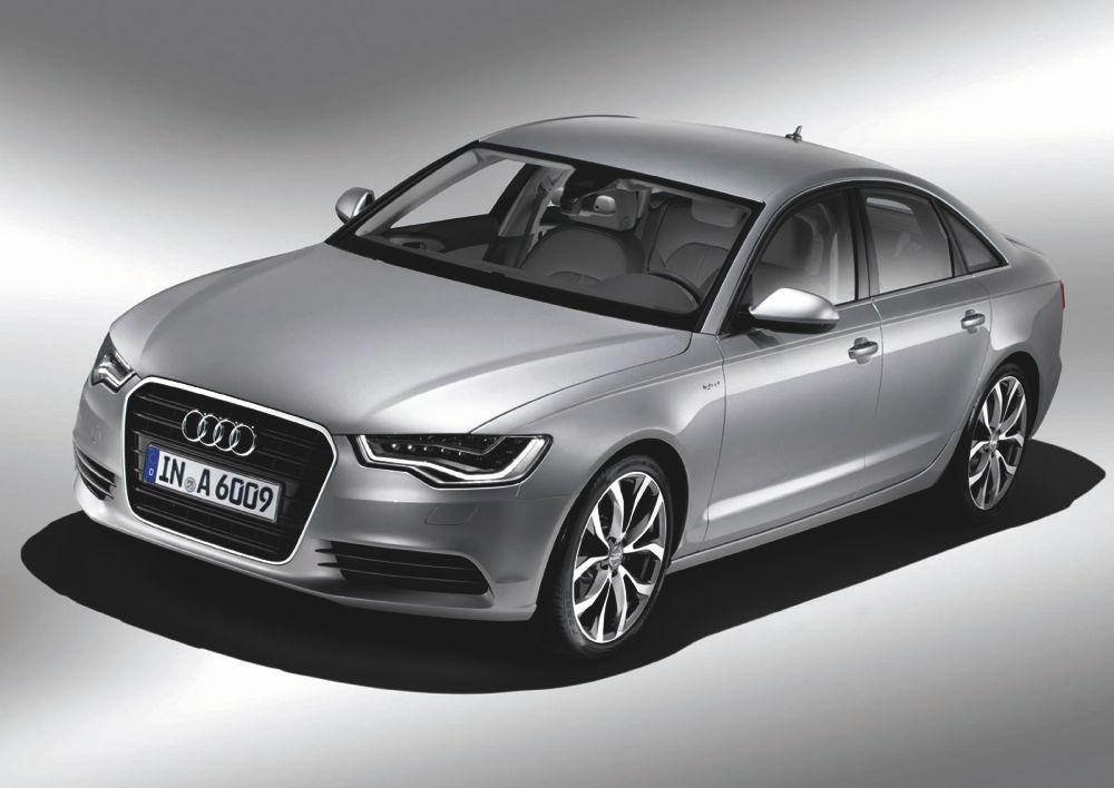Nouvelle Audi A6 Hybrid