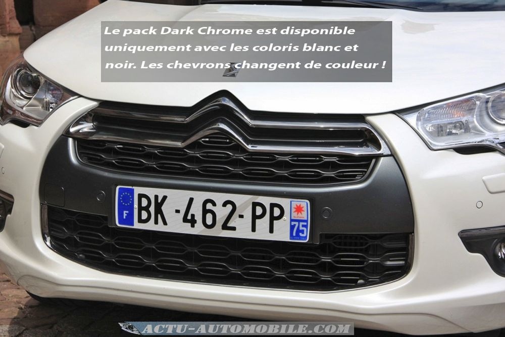 Citroën DS4 Sport Chic