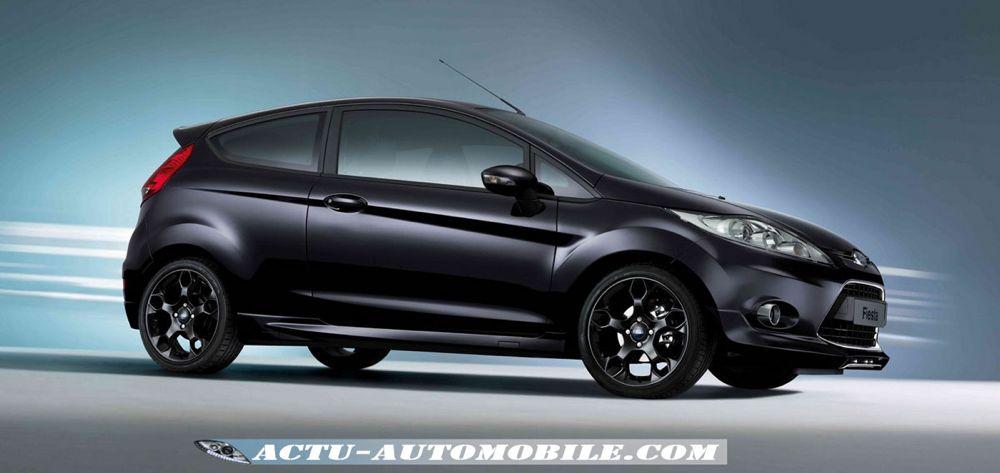 Ford Fiesta Sport Platinium