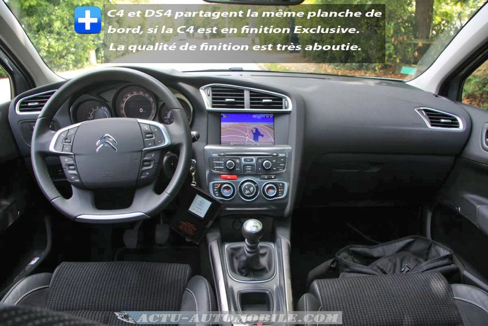 Citroën C4 Exclusive 1.6 HDI 110 BVM