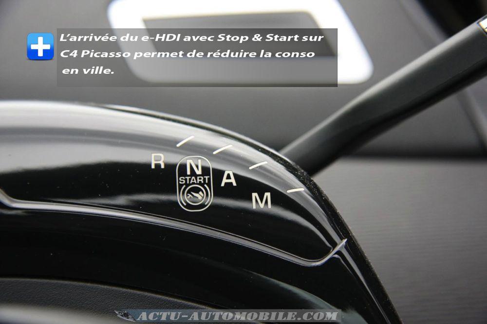 Ford Grand C Max >> Essai Citroën C4 Picasso e-HDI 110 BMP6 Exclusive
