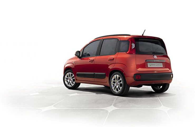 Fiat Panda 2012