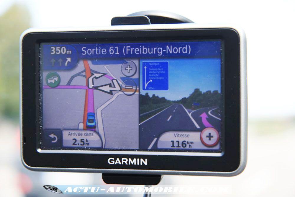 GPS Garmin Nüvi 2340
