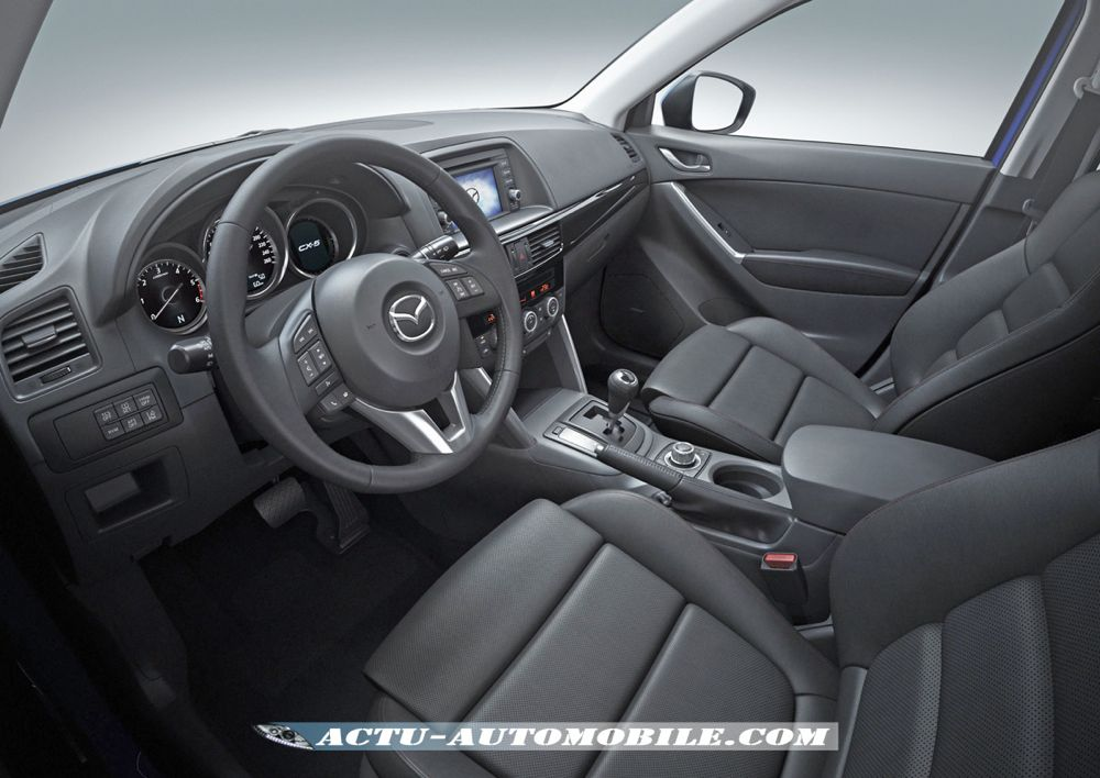 Mazda CX-5 2011