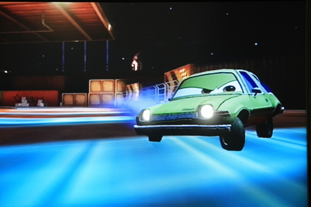 Jeu vidéo Cars 2