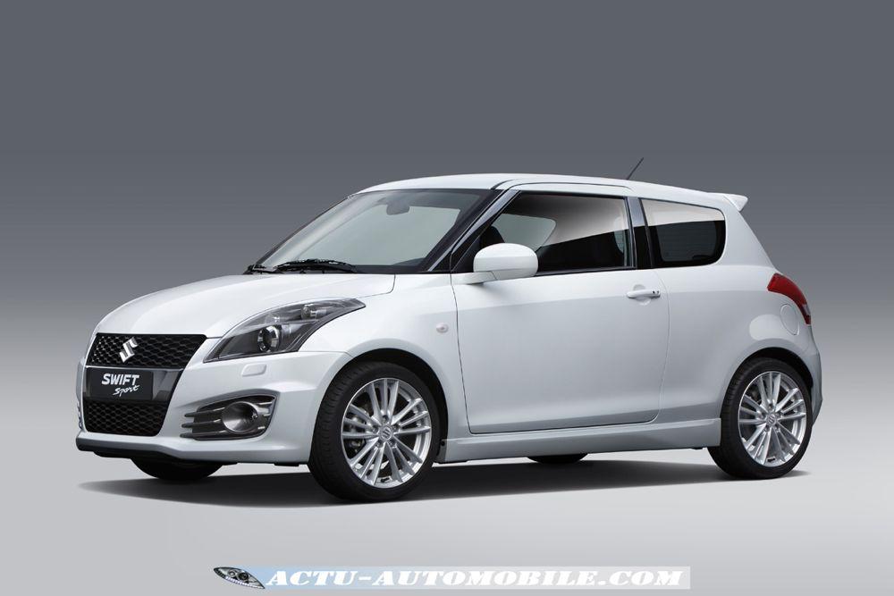Suzuki Swift Sport 2011
