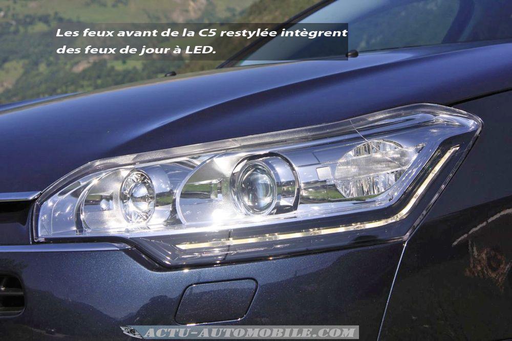 Citroën C5 V6 HDI 240