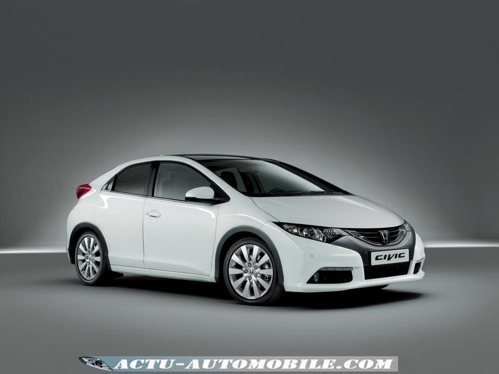 Nouvelle Honda Civic 2011