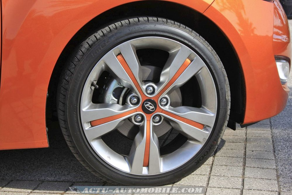 Hyundai Veloster 1.6 GDI pack Premium