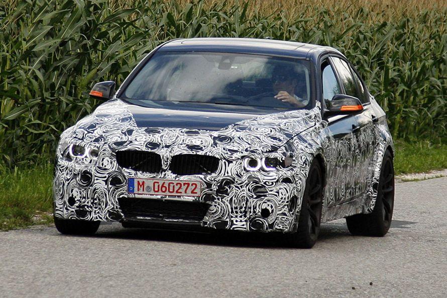 Nouvelle BMW M3