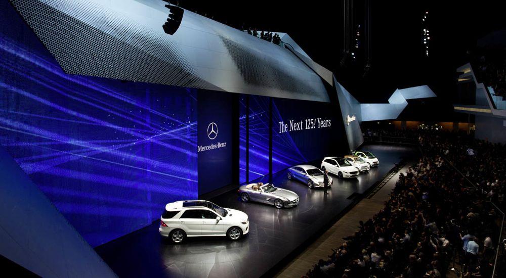 Salon de francfort interview de marc langenbrinck for Mercedes benz interview questions