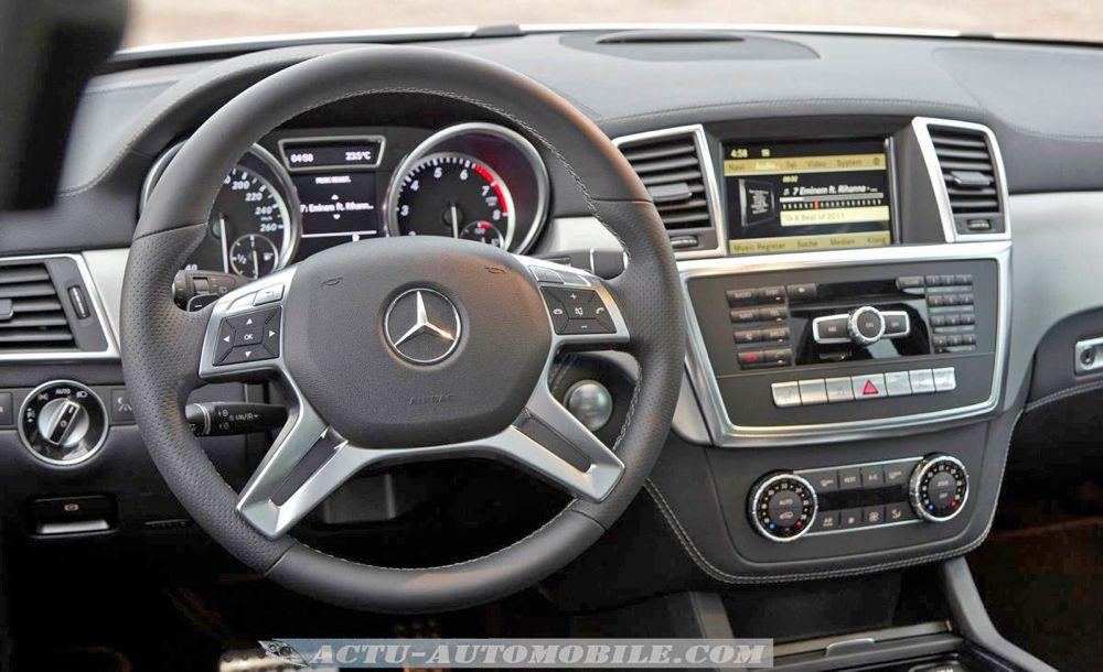 Mercedes Classe M 250 Bluetec & 350 Bluetec 4Matic