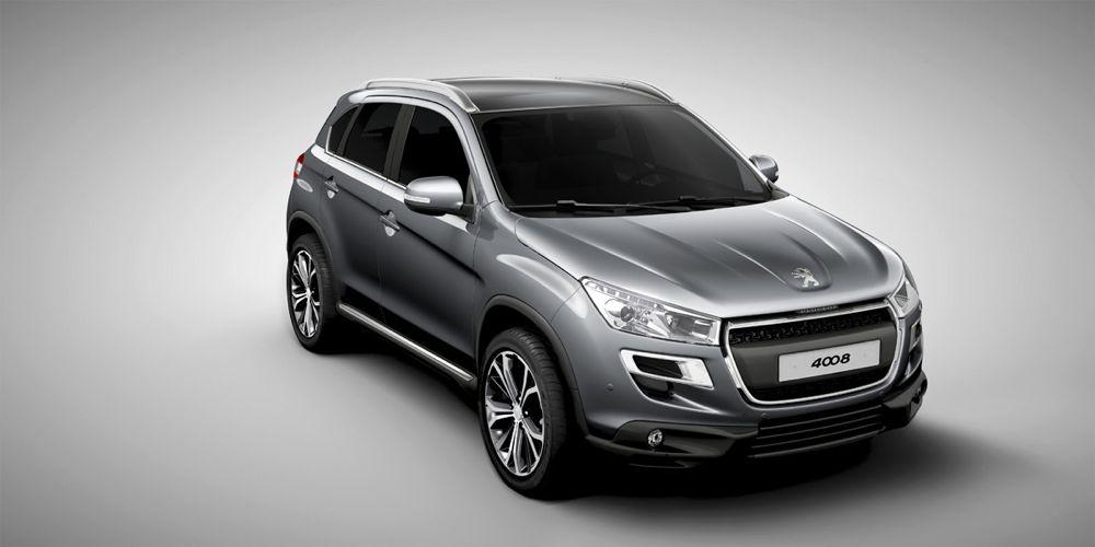Nouveau Peugeot 4008