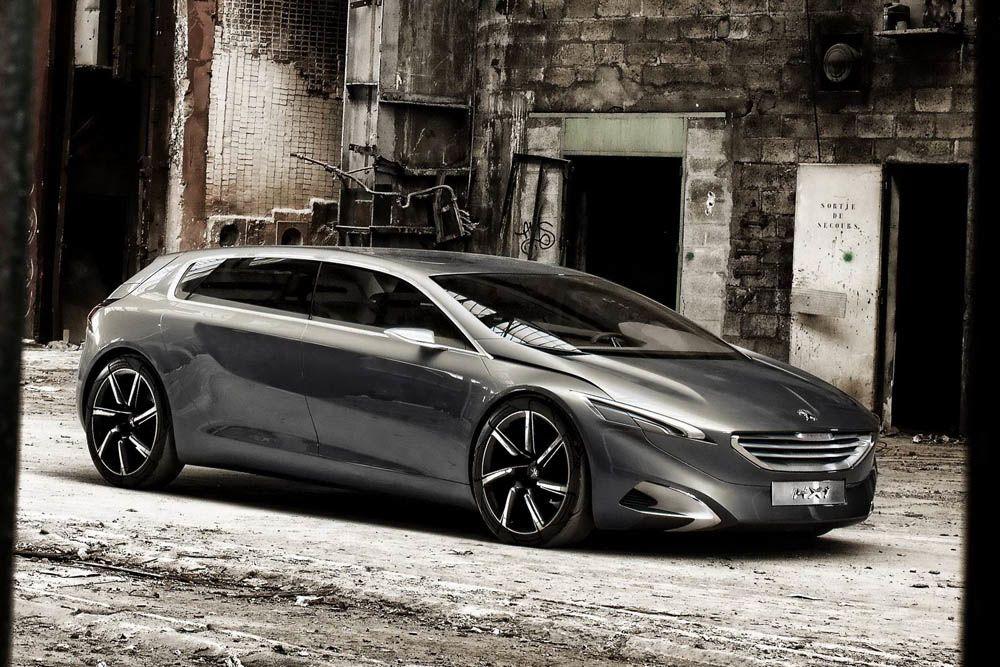 francfort 2011 concept car peugeot hx1. Black Bedroom Furniture Sets. Home Design Ideas