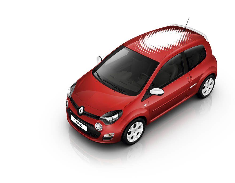 nouvelle Renault Twingo 2012