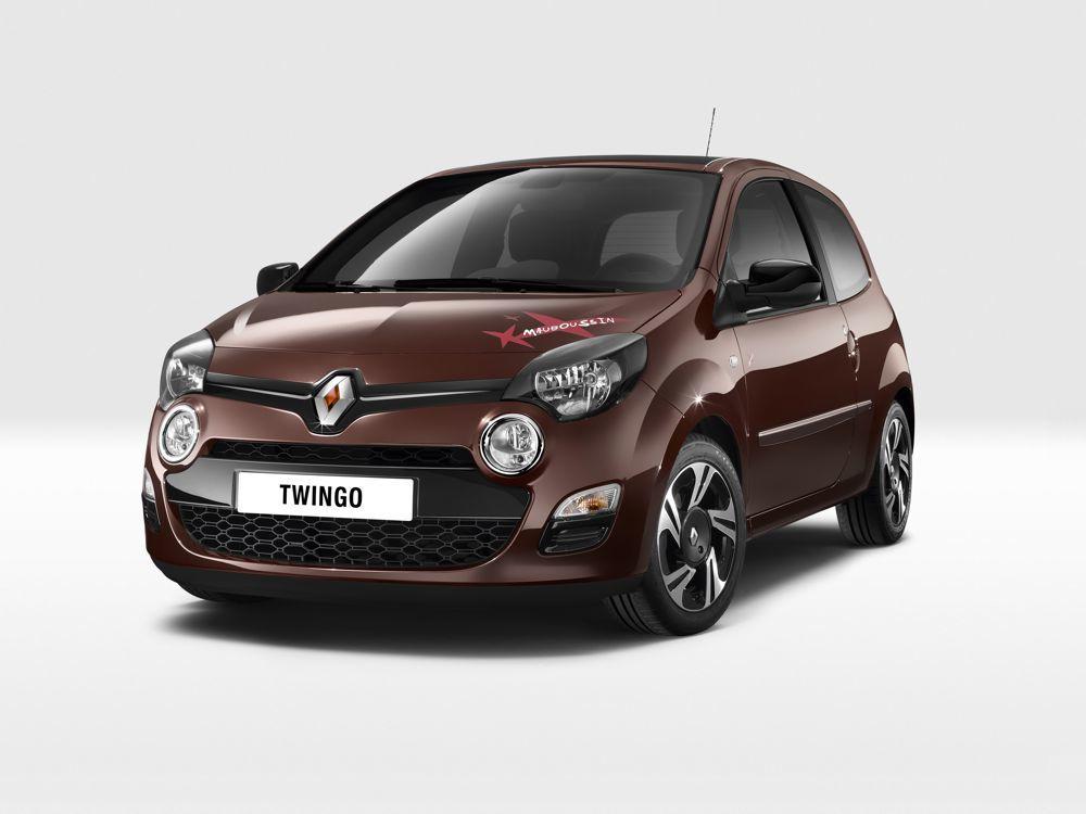 Renault Twingo Mauboussin