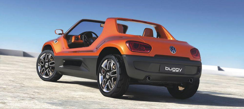 Volkswagen Buggy Up!