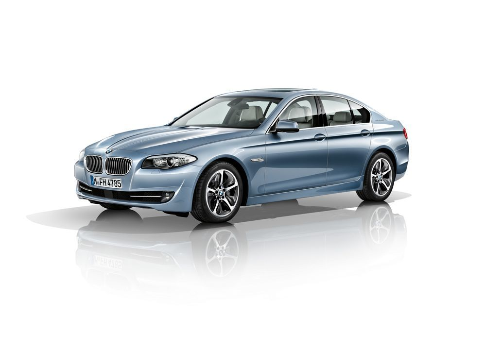 BMW ActiveHybride 5